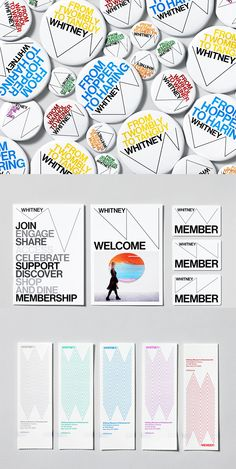 Many art museums have embraced adaptive logo designs that are not one mark but many. Is this the path that branding is on? S Logo Design, Logo Design Trends, Identity Design, Visual Identity, Graphic Design, Brand Identity, Design Tech, Design Design, Museum Identity