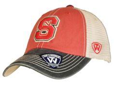 Top of the World Vanderbilt Commodores Black Beige Offroad Adj Snapback Hat Cap