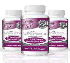 Nerve Renew ingredients