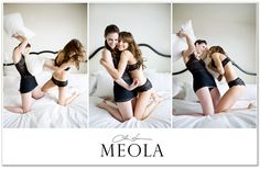 get a whole bunch of girlfriends together for a fun boudoir photo shoot......FUN!!