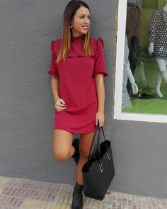 V I E R N E S  .  Vestido: Primark (new)  Botines: Zara (new)  Capazo: Zara (new) . #outfitoftheday #pictoftheday #lookstyle  #lookme #lookbook #looktoday  #stylish #styletome #fashionforwomen #fashionista #instainspiration #instalook #instablogger #instatoday #instagrammers #instawork  #instafashion #instawomen #tendencia #moda #modafeminina #myblog #follow #like4like #spanishblogger #spanishmafia #streetstyle #kissmylook #friday #happyday