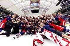 Grand Rapids Griffins Calder cup champs. 2013