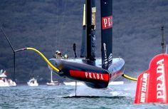 West Coast Australia, Auckland New Zealand, Sailing, Prada, Challenge, Candle, Calendar, Catamaran
