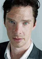Benedict Cumberbatch by *MarinaVictoria on deviantART