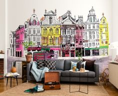 46 Best Wall Murals Images In 2019 Wall Murals Wall