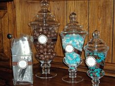 Pineapple Party Girl Rentals & Design: Boy Oh Boy Candy Buffet