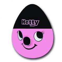 Hetty - HVR160-11 Pink - Vacuum Cleaners