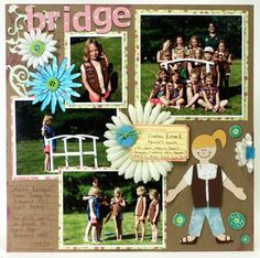 Daisy Girl Scout Scrapbook Ideas - Bing Images