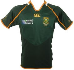 Get your 2019 Rugby World Cup Springbok jersey at the official SA Rugby Shop! Sevens jerseys, Super Rugby jerseys and great rugby gifts also on sale! South African Rugby, Rugby Shirts, Super Rugby, Rugby World Cup, My Books