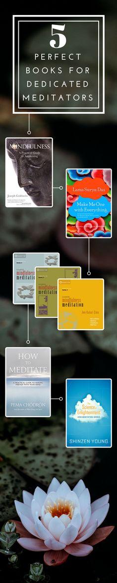 5 Perfect Books for the Dedicated Meditator Mindf… #pemachodron #lifequotes