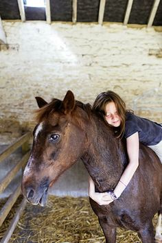 """Coco has long grown out of Sailor, but he will always be among her favourites. Sailor taught Coco how to jump and twice won """"most willing pony"""" when she took him to Pony Club camp. He's a legend in this part of the countryside."""
