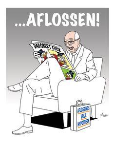 Niet doorschuiven maar.... - Joop.nl: Zalm als Dagobert Fuck!