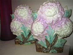 #Roseville pottery.
