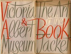 The Art of the Book Jacket  Victoria and Albert Museum    Charles Rosner, 1909
