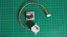 In diesen Arduino Tutorial lernst du deinen unipolar Schrittmotor zu steuern.
