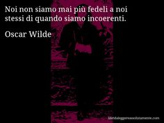 Cartolina con aforisma di Oscar Wilde (144)