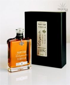 Partida Elegante Tequila Extra Anejo - Tequila Reviews at TEQUILA.net