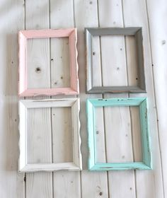 Rustic Shabby Chic Frame Wood Frame Curvy Wavy, Wedding Baby Nursery, Picture Frames 8x10, YOU PICK COLOR by OnceUponaTimeFinds on Etsy https://www.etsy.com/listing/166164623/rustic-shabby-chic-frame-wood-frame