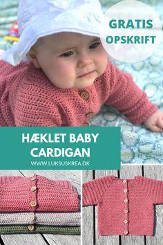Crochet Baby Sweaters, Crochet Romper, Crochet Cardigan Pattern, Crochet Baby Clothes, Newborn Crochet, Cute Crochet, Easy Crochet, Crochet Hats, Booties Crochet