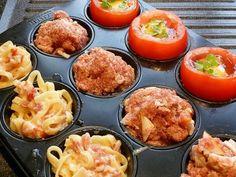 http://einfach-schnell-gesund-kochen.de/kinderalarm/  Kinderessen aus der Muffinform