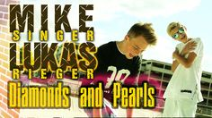"""MIKE SINGER & LUKAS RIEGER """"Diamonds & Pearls"""" (prod. by Vichy Ratey)"""