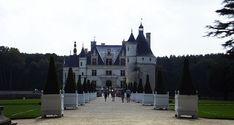 Chateau de Chenonceau, Loire Valley, France Chenonceau  - Egy kegyencnő kastélya - Ever been