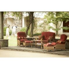 Shop For Outdoor Patio Furniture At The Home Depot. The Inviting Design Of  This Martha