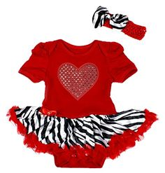 such cute Valentine outfits for baby girls - #baby #valentine