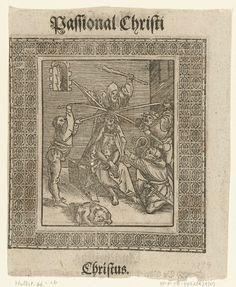 Doornenkroning van Christus, Lucas Cranach (I), 1521 - 1522 - Rijksmuseum Lucas Cranach, Vintage World Maps, Van, Illustration, Illustrations, Vans, Vans Outfit