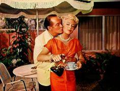 Bob Hope & Lana Turner...Bachelor in Paradise.