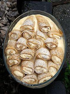 photoeditor-1463226568793 Apple Pie, Fudge, Treats, Griddle Cakes, Mille Crepe, Sweet Stuff, Pancakes, Foods, Kitchen