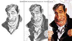 """Une sorte de """"step by step"""", mais en TRES... - JMBorot caricatures et illustrations"""