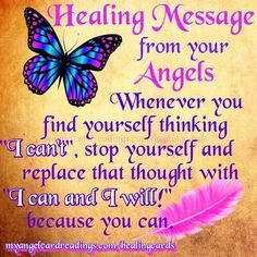 To gain YOUR own FREE angelic healing message now CLICK HERE ➡    http://www.myangelcardreadings.com/healingcards