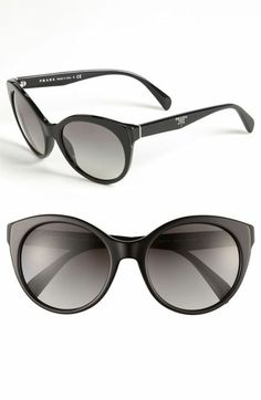 fb509d461e Prada 56mm Cat Eye Sunglasses