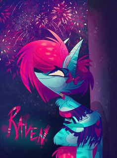 Raven (Jay Jay's sister)