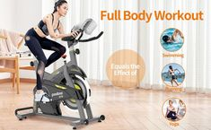 """""""Highlight Features/Reviews"""" pooboo Magnetic Exercise Bikes Stationary Bike Belt Drive Indoor Cycling Bike Fitness Bike for Home Cardio Workout with Tablet Holder #poobooMagneticExerciseBike #poobooD770 #pooboo #D770 #MagneticExerciseBike #ExerciseBike #StationaryBike #IndoorCyclingBike #FitnessBike #Bikes Workout Machines, Exercise Machine, Indoor Cycling Bike, Cardio Workout At Home, Belt Drive, Fitness Bike, Swimming, Tablet Holder"""