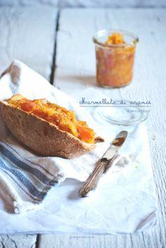 ... marmellata di arance a pezzettoni ...