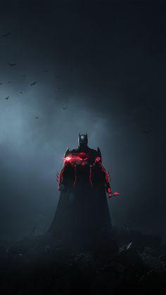 Flashpoint Batman Wallpaper