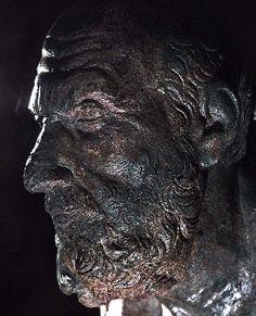 Testina bronzea del filosofo Crisippo   Flickr – Condivisione di foto!
