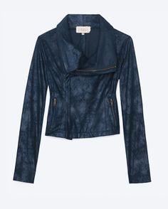 Georgie EXCLUSIVE Leather Like Perforated Sleeve Moto Jacket: Blue $318 http://www.intermixonline.com/product/georgie+exclusive+leather+like+perforated+sleeve+moto+jacket-+blue.do?sortby=ourPicks&CurrentCat=106360&utm_source=J84DHJLQkR4&utm_medium=affiliate&utm_campaign=linkshare&siteID=J84DHJLQkR4-ekdkzbRscJ67jPPKsxRTQw&cid=LS&utm_source=25ZRSXYPVYg&utm_medium=affiliate&utm_campaign=linkshare&siteID=25ZRSXYPVYg-RZIJhY29irZm8x._v0VNig