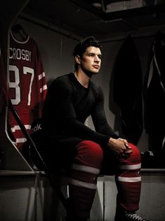 Crosby team Canada 2014 Olympics #Hockey #Sochi2014