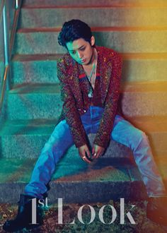 Jung Joon Young 정준영 | 1st Look Magazine