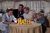 I always thought the Baxters were so lucky to have Hazel, even though she sometimes made a mess of things.