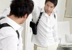 Herrenhandtasche - Für coole Männer