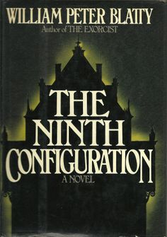 The Ninth Configuration by William Peter Blatty.  Guilty pleasure and great read.