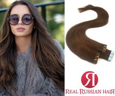 Extensions de cheveux Russes #tapehair #realrussianhair #realrussianhairextension 🍒  #tapehair #extensionadhesive #realrussianhair #besthairextensions #russianhair #tapehaarverlangerung #