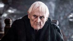 Ator de Game of Thrones, Peter Vaughan morre aos 95 anos, Peter Vaughan, conhecido como o Meistre Aemon de Game of Thrones, morreu aos 95 anos