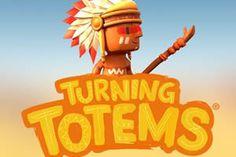 Turning Totems - Totempfähle waren als monumentale Skulptur unter den Indianern in Nordamerika weit verbreitet. Im neuen Thunderkick Spielautomaten #TurningTotems dienen sie nun nicht mehr dem Fesseln von Gefangenen. Jetzt spielen auf https://www.spielautomaten-online.info/turning-totems/