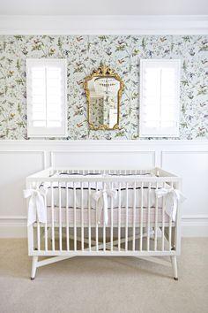 Baby Wren's Nursery