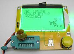 Модуль RI011. Прибор для качественной оценки радиокомпонентов